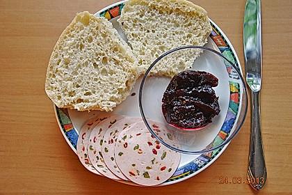 Frühstücks - Brötchen für Morgenmuffel 44