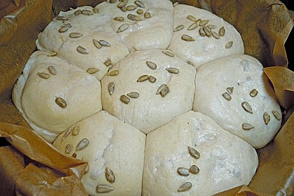 Frühstücks - Brötchen für Morgenmuffel 163