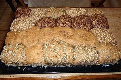 Frühstücks - Brötchen für Morgenmuffel 116