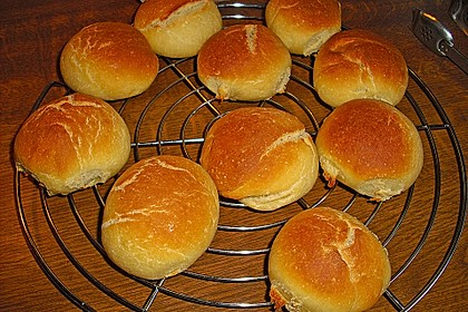 Frühstücks - Brötchen für Morgenmuffel 67