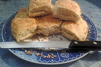 Frühstücks - Brötchen für Morgenmuffel 93
