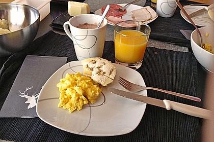Frühstücks - Brötchen für Morgenmuffel 26