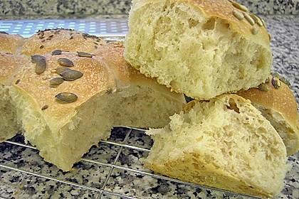 Frühstücks - Brötchen für Morgenmuffel 24