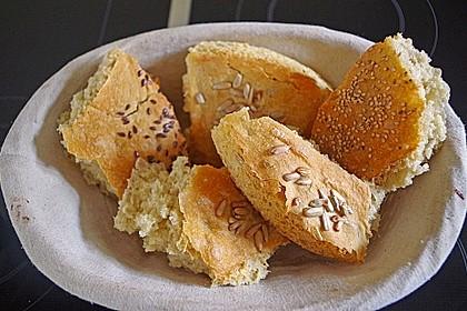 Frühstücks - Brötchen für Morgenmuffel 58