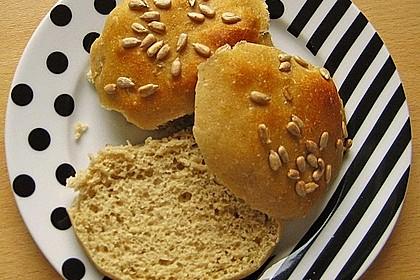 Frühstücks - Brötchen für Morgenmuffel 40