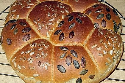 Frühstücks - Brötchen für Morgenmuffel 47