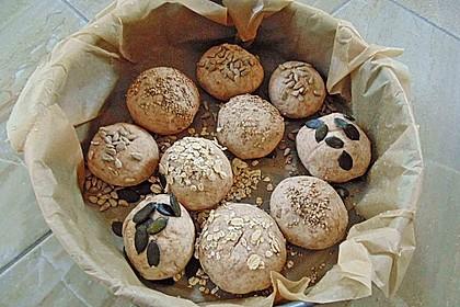 Frühstücks - Brötchen für Morgenmuffel 36