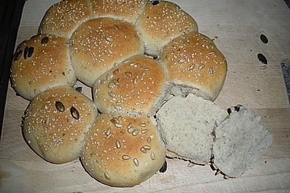 Frühstücks - Brötchen für Morgenmuffel 19