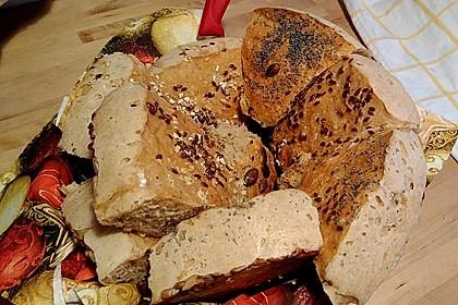 Frühstücks - Brötchen für Morgenmuffel 75