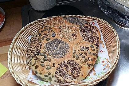 Frühstücks - Brötchen für Morgenmuffel 76