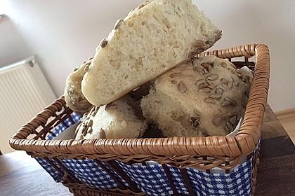 Frühstücks - Brötchen für Morgenmuffel 73