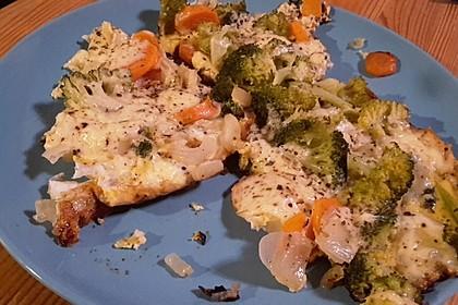 Brokkoli-Käse-Pfanne, Low-Carb 17