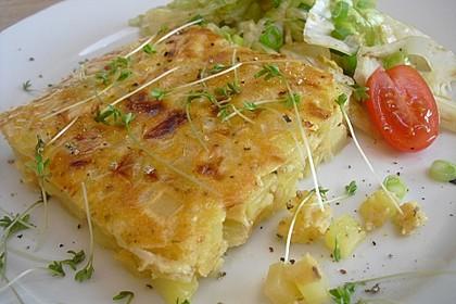 Kartoffelkuchen 1
