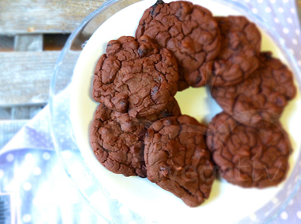 bohnen cookies after workout cookies rezept mit bild. Black Bedroom Furniture Sets. Home Design Ideas