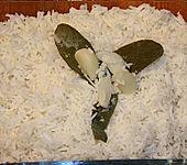 Knoblauchreis