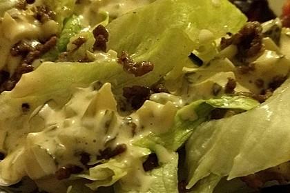 Big Mac Salat Low-Carb 27