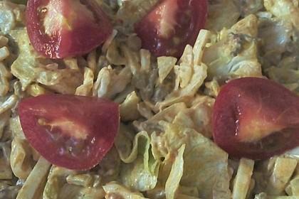 Big Mac Salat Low-Carb 35