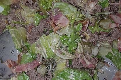 Big Mac Salat Low-Carb 36
