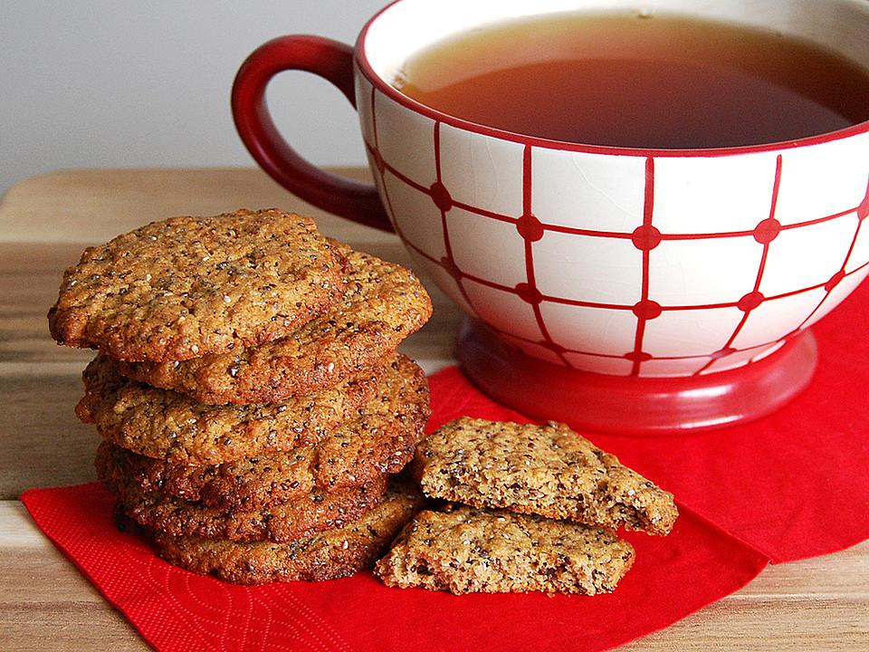 Chia kekse rezept