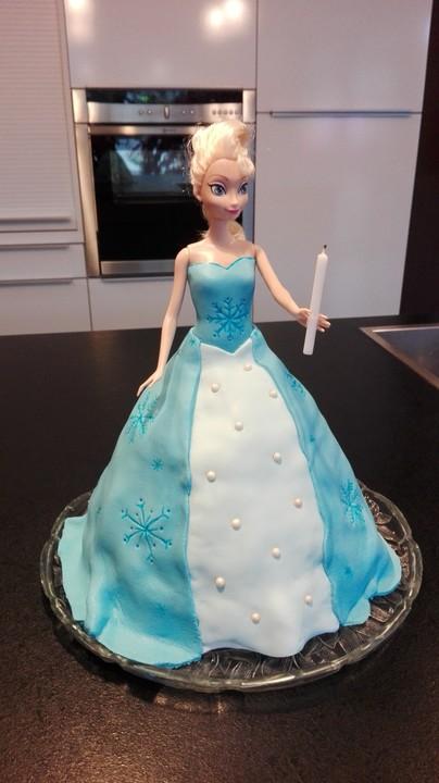 Frozen Elsa Torte Von Timi23 Chefkoch De