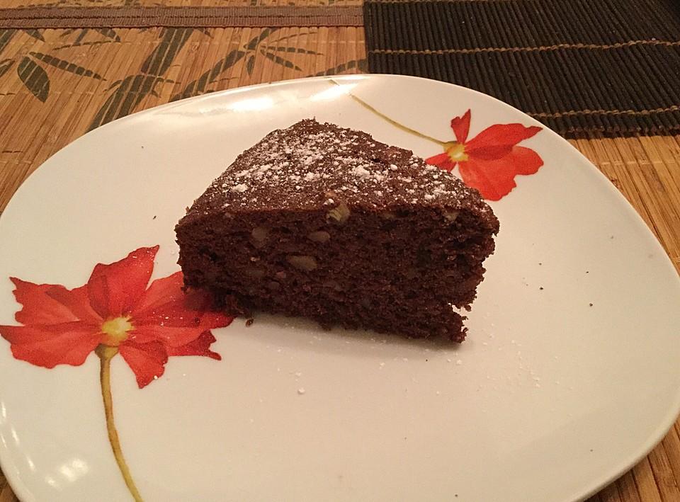 kakao walnuss kuchen rezept mit bild von ameluna. Black Bedroom Furniture Sets. Home Design Ideas