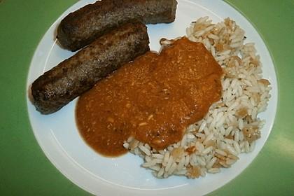 Tomaten-Mozzarella-Soße