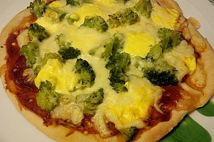 Pizzateig - schnell, einfach & lecker 6