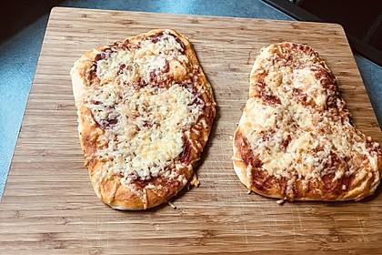Pizzateig - schnell, einfach & lecker 16