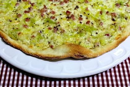 Pizzateig - schnell, einfach & lecker 4