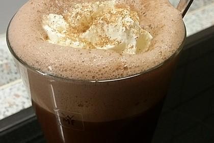 Heiße Zimt-Schokolade 1
