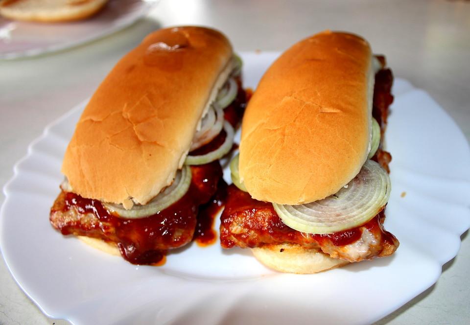 Amerikanische McRib Sandwiches von sukeyhamburg17 | Chefkoch.de