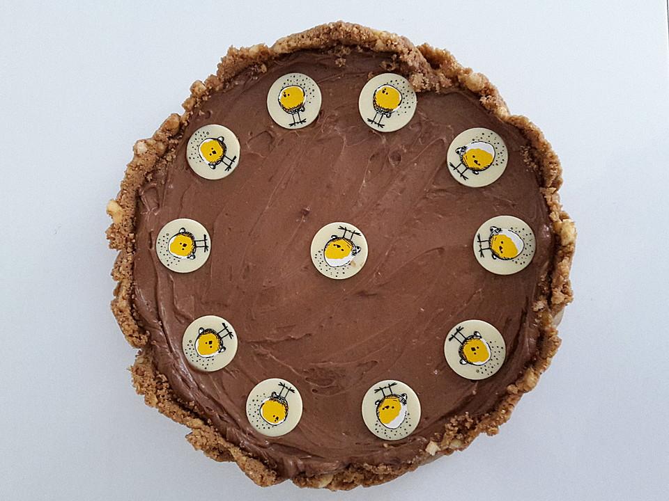 Nutella Philadelphia Torte 2
