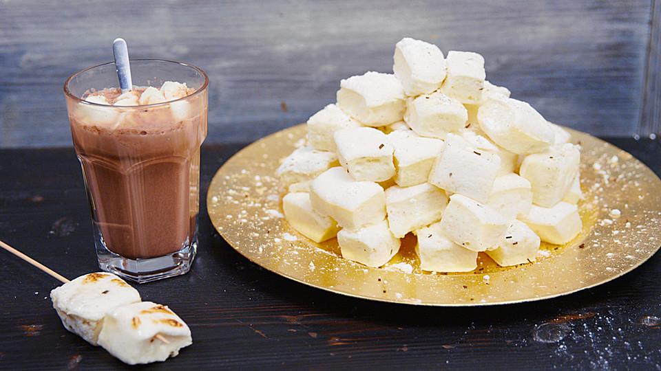 marshmallows selber machen rezept mit bild von hannah kocht einfach. Black Bedroom Furniture Sets. Home Design Ideas