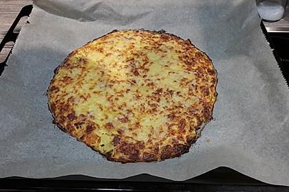 Schüttelpizza low carb 6