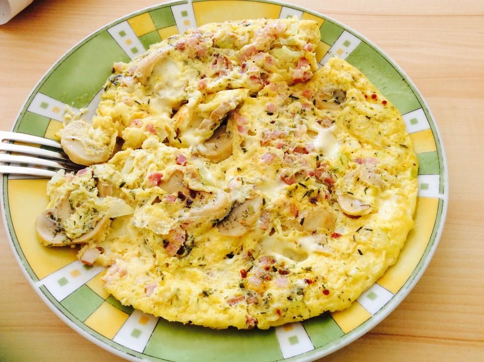 Rezept Für Omelett low carb omelette multikochde chefkoch de