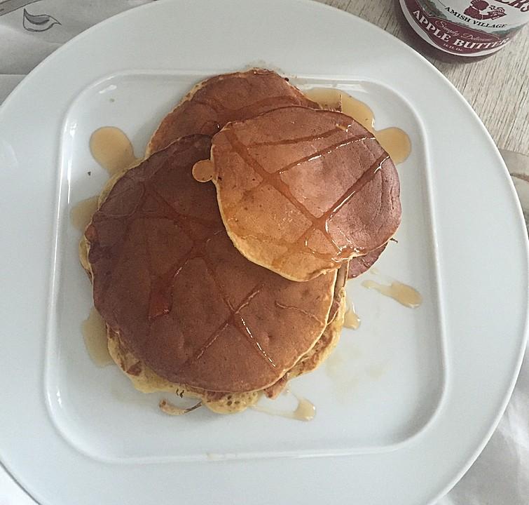 american pancakes rezept mit bild von mariatschachtli. Black Bedroom Furniture Sets. Home Design Ideas