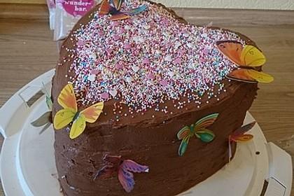 Regenbogentorte – Rainbow cake 45