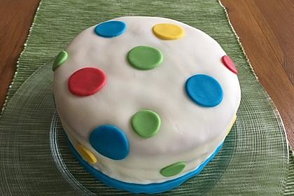 Regenbogentorte – Rainbow cake 68