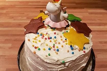 Regenbogentorte – Rainbow cake 66