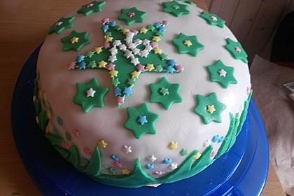 Regenbogentorte – Rainbow cake 29