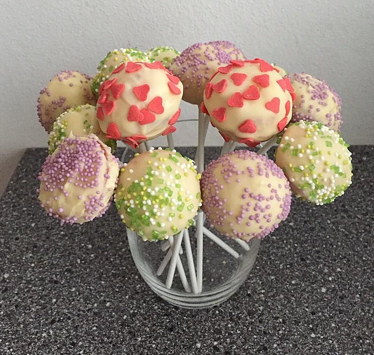 cake pops aus dem cake pop maker rezept mit bild. Black Bedroom Furniture Sets. Home Design Ideas