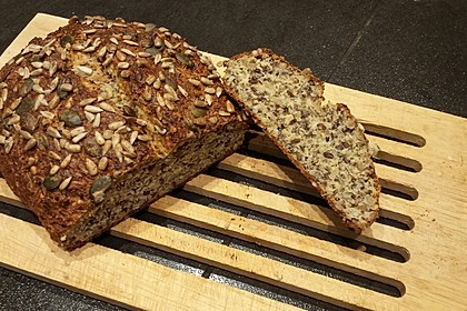 Low Carb Brot 2