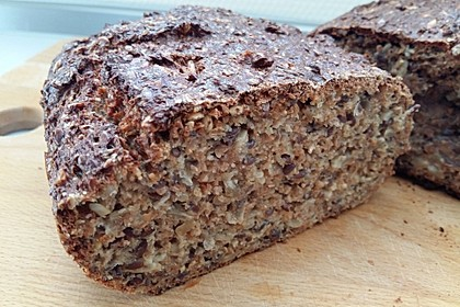 Low Carb Brot 1