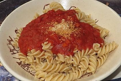 Super leckere Tomatensauce