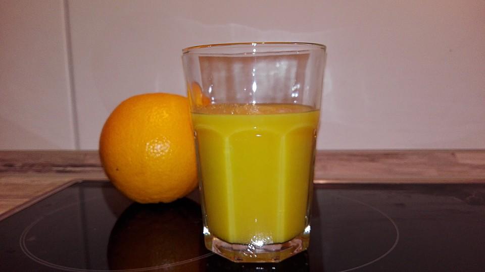 ananas orange mango smoothie von miss c smith. Black Bedroom Furniture Sets. Home Design Ideas