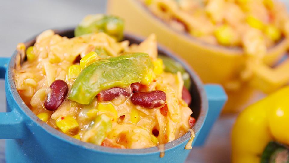 Tex-Mex One Pot Pasta (Rezept mit Bild) von hannah_kocht_einfach ...