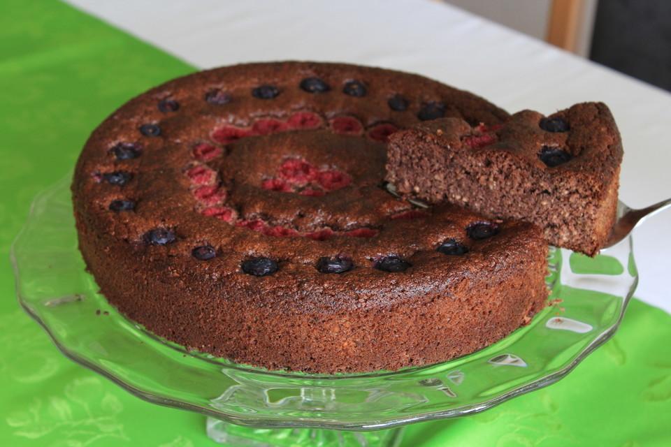 Kuchen laktosefrei und zuckerfrei