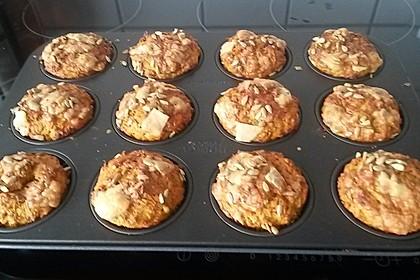 Süßkartoffel-Muffins mit Parmesan und Chili 4