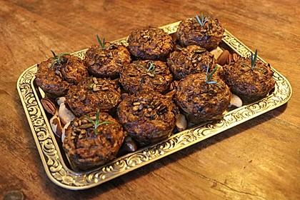 Süßkartoffel-Muffins mit Parmesan und Chili 1