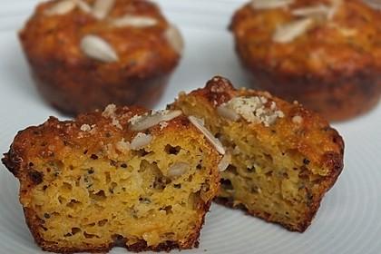 Süßkartoffel-Muffins mit Parmesan und Chili 3